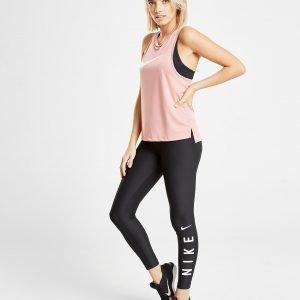 Nike Running Miler Tank Vaaleanpunainen