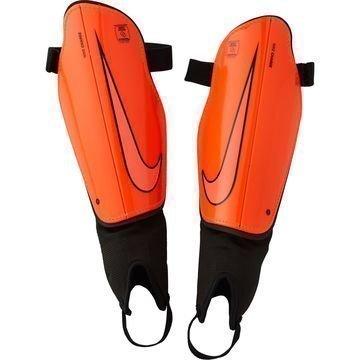 Nike Säärisuojat Charge 2.0 Oranssi/Musta