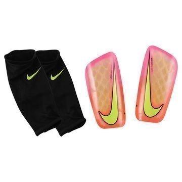 Nike Säärisuojat Mercurial Flylite Guard Pinkki/Oranssi