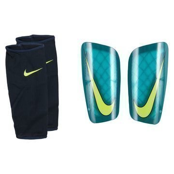 Nike Säärisuojat Mercurial Lite Floodlights Pack Turkoosi/Neon