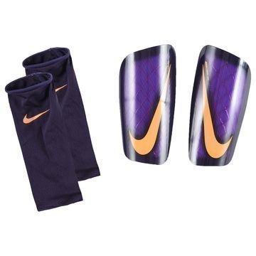 Nike Säärisuojat Mercurial Lite Floodlights Pack Violetti/Oranssi