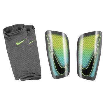 Nike Säärisuojat Mercurial Lite Harmaa/Neon/Volt