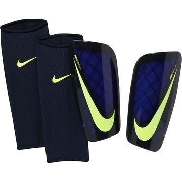 Nike Säärisuojat Mercurial Lite Sininen/Neon