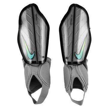Nike Säärisuojat Protegga Flex Harmaa/Musta Lapset