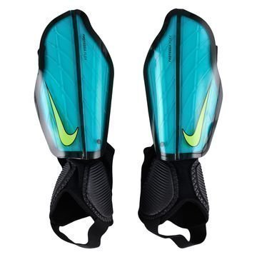 Nike Säärisuojat Protegga Flex Turkoosi/Neon Lapset