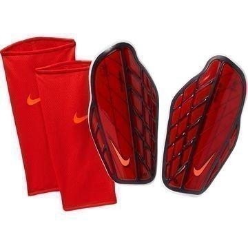 Nike Säärisuojat Protegga Pro Punainen/Musta