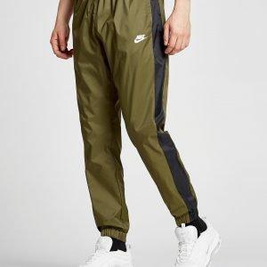 Nike Shut Out Verryttelyhousut Vihreä