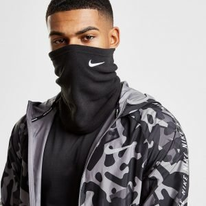 Nike Snood Fleece Scarf Musta