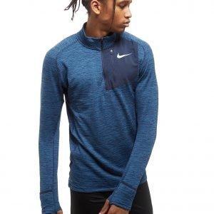 Nike Sphere Element 1/2 Zip Running Top Laivastonsininen