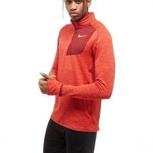 Nike Sphere Element 1/2 Zip Running Top Punainen