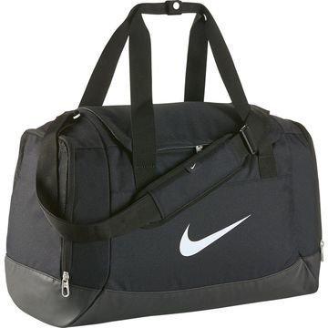 Nike Sportsbag Club Team Swoosh Duffel Small Musta