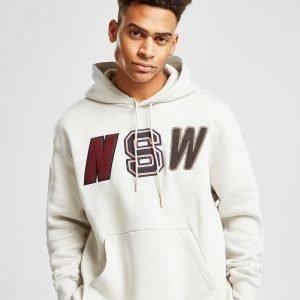 Nike Sportswear Overhead Huppari Valkoinen