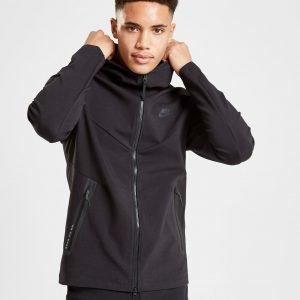 Nike Sportswear Tech Hoodie Musta