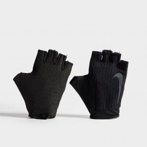 Nike Studio Grip Fitness Gloves Musta