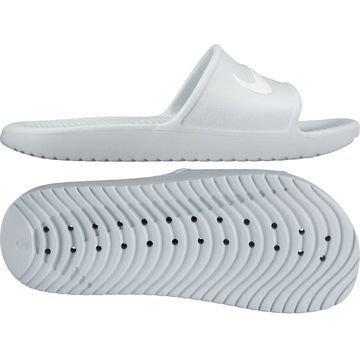 outlet store 0be90 c33af Nike Suihkusandaalit Kawa Shower Harmaa Valkoinen Naiset
