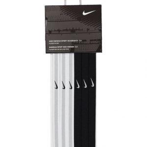 Nike Swoosh Sport Headbands 2.0 Otsapanta 6 Pack