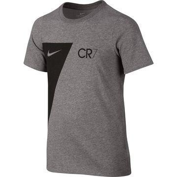 Nike T-paita CR7 Dry Harmaa Lapset