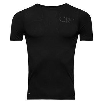 Nike T-paita CR7 Logo Musta Lapset