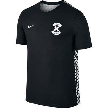 Nike T-paita Dry FootballX Musta/Valkoinen