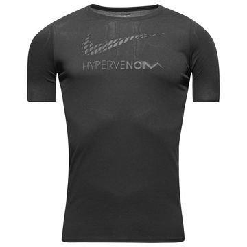Nike T-paita Dry Hypervenom Musta Lapset