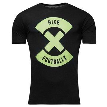 Nike T-paita FootballX Glow Musta/Neon