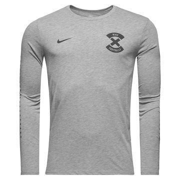 Nike T-paita FootballX N&N Harmaa