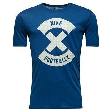 Nike T-paita FootballX Navy