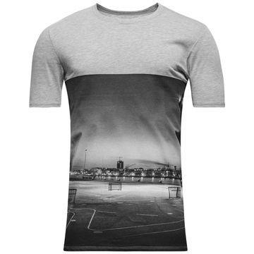 Nike T-paita FootballX Photo Harmaa