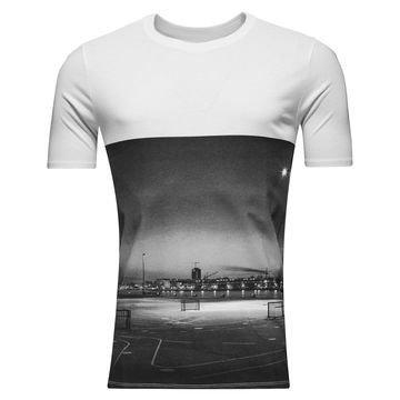 Nike T-paita FootballX Photo Valkoinen