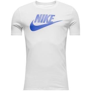 Nike T-paita Futura Icon Valkoinen/Sininen