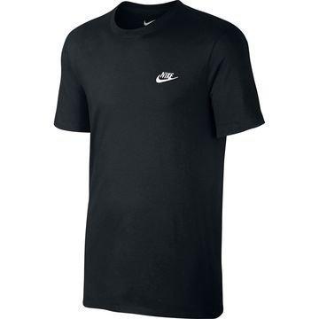 Nike T-paita Futura Musta/Valkoinen