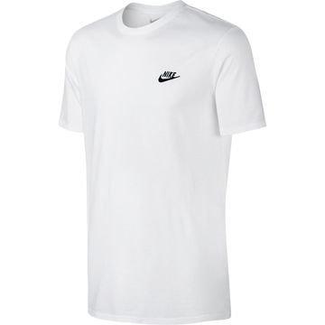 Nike T-paita Futura Valkoinen/Musta