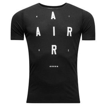 Nike T-paita Gravity Air Musta Lapset