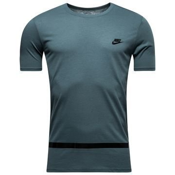 Nike T-paita High Gloss Stripe Vihreä