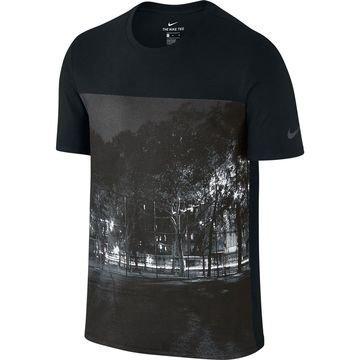 Nike T-paita Photo Musta