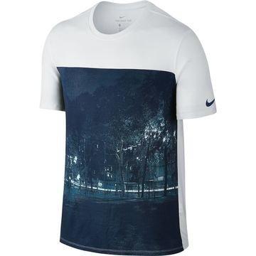 Nike T-paita Photo Valkoinen
