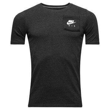 Nike T-paita Pocket Harmaa/Musta Lapset