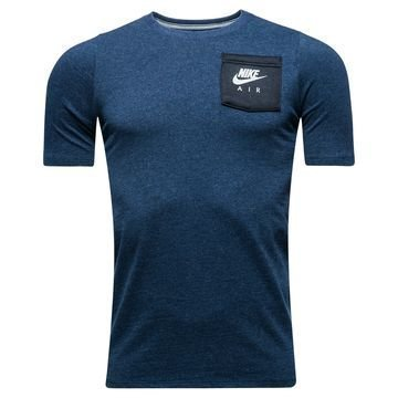 Nike T-paita Pocket Navy/Musta Lapset