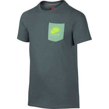 Nike T-paita Pocket Vihreä Lapset