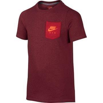Nike T-paita Pocket Viininpunainen Lapset