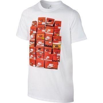 Nike T-paita Sportswear Vintage Shoebox Valkoinen Lapset