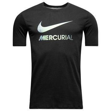 Nike T-paita Swoosh Mercurial CR7 Chapter 3 Musta