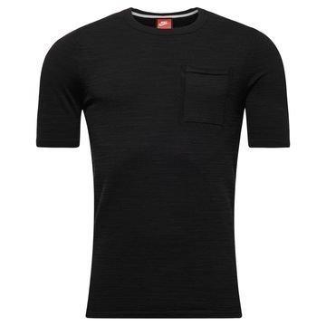 Nike T-paita Tech Knit Pocket Musta