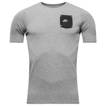 Nike T-paita Tech Pocket Harmaa Lapset