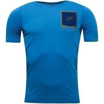 Nike T-paita Tech Pocket Sininen Lapset