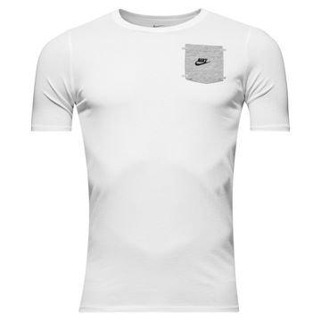 Nike T-paita Tech Pocket Valkoinen Lapset