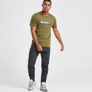 Nike Tech Bethel Track Pants Musta