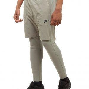 Nike Tech Fleece 2 In 1 Pants Stucco
