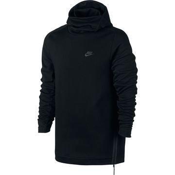 Nike Tech Fleece Huppari Musta