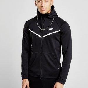 Nike Tech Poly Huppari Musta